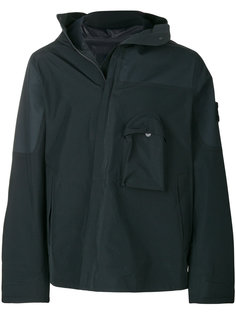 куртка Ghost Tank Shield с капюшоном Stone Island