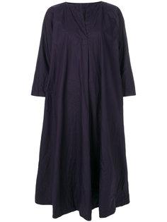 платье миди с разрезом  Daniela Gregis