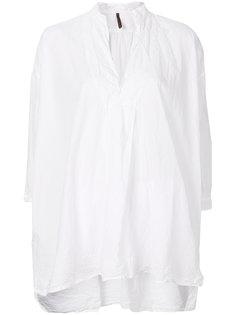 расклешенная блузка с разрезом  Daniela Gregis