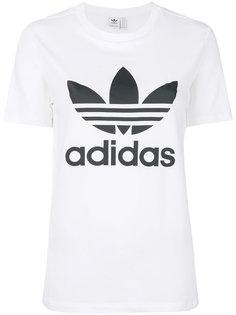 футболка с логотипом  Adidas