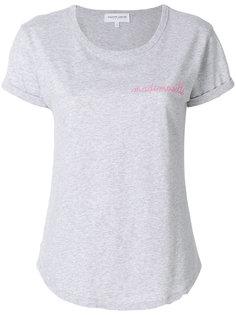 футболка Mademoiselle Maison Labiche