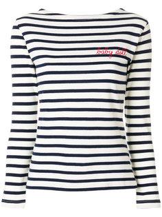 свитер в морском стиле  Maison Labiche