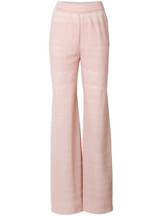 широкие брюки M Missoni