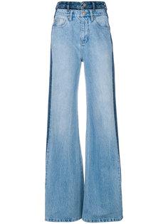 расклешенные джинсы  Tommy Hilfiger