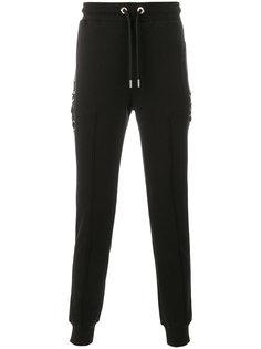 спортивные брюки со шнуровкой Les Hommes
