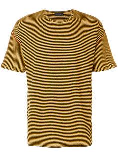 полосатая футболка Roberto Collina