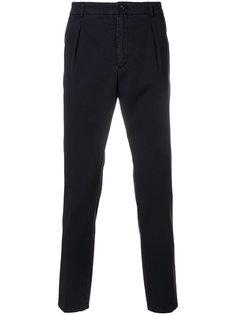 укороченные брюки со складками  Department 5