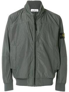 легкая куртка-бомбер Stone Island