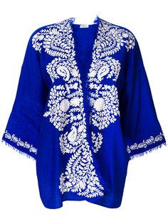 пиджак-кимоно с вышивкой  P.A.R.O.S.H.