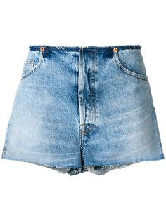 расклешенные джинсовые шорты  Iro