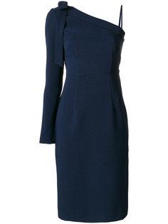 приталенное платье на одно плечо  P.A.R.O.S.H.