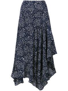юбка со звездным принтом  Stella McCartney