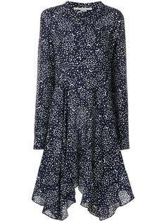 платье-рубашка с принтом  Stella McCartney