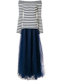 платье в полоску  P.A.R.O.S.H.