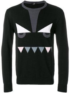 свитер Monster Fendi