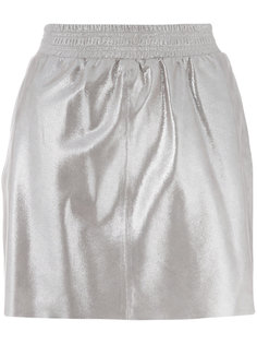 короткая А-образная юбка Arma