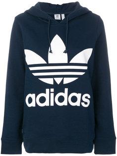 толстовка с логотипом  Adidas