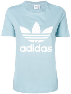 футболка trefoil Adidas