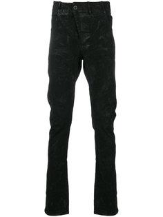 джинсы кроя слим Boris Bidjan
