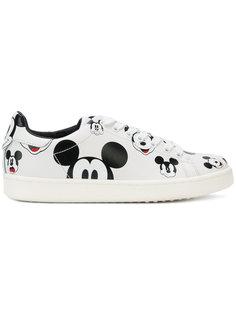 кроссовки с принтом Mickey Moa Master Of Arts