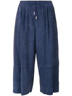 расклешенные укороченные брюки  Desa 1972