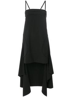 асимметричное платье  Neil Barrett