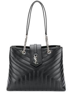 сумка-шоппер LouLou Saint Laurent
