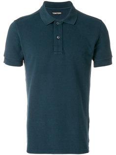 футболка-поло с короткими рукавами Tom Ford