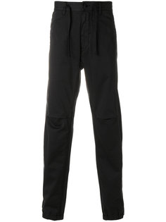 slim-fit cargo trousers Stone Island Shadow Project