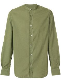 рубашка с воротником-стойкой Officine Generale