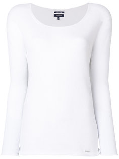футболка с длинными рукавами  Woolrich
