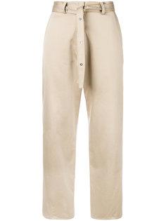 брюки с завышенной талией Hache