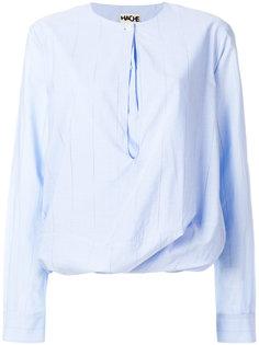 полосатая блузка Hache