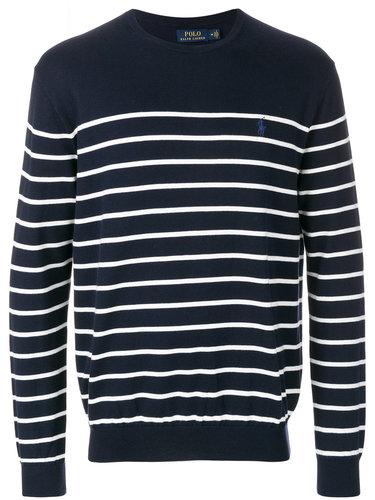 полосатый свитер  Polo Ralph Lauren