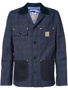 куртка в клетку Junya Watanabe Comme Des Garçons Man
