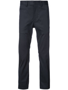 брюки прямого кроя Junya Watanabe Comme Des Garçons Man