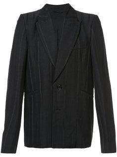полосатый пиджак Ann Demeulemeester