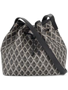 сумка на плечо с геометрическим принтом Lancaster