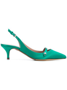 туфли с ремешком на пятке Layton Tabitha Simmons