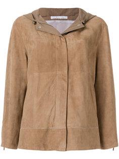 куртка с длинными рукавами и капюшоном  Fabiana Filippi