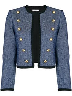 укороченная джинсовая куртка Philosophy Di Lorenzo Serafini