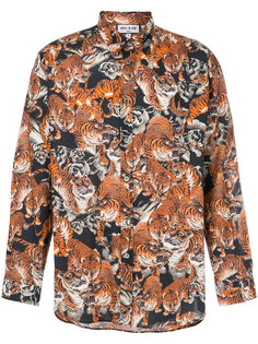 рубашка с принтом тигров Paul & Joe