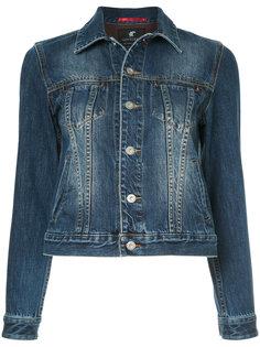 хлопковая джинсовая куртка  Loveless