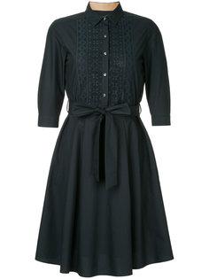 платье с вышивкой  Loveless
