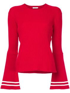 свитер с рукавами-колокол Guild Prime