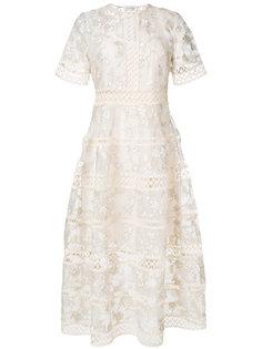 floral print dress Zimmermann