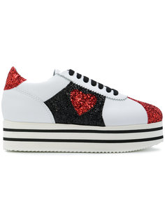 кроссовки на платформе Chiara Ferragni
