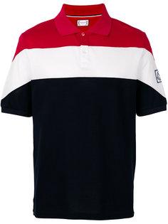 striped polo shirt Moncler Gamme Bleu