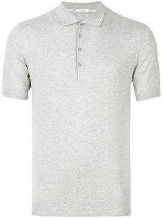 классическая футболка-поло Paolo Pecora