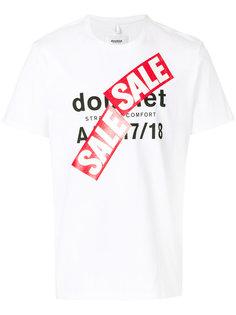 Sale print T-shirt Doublet